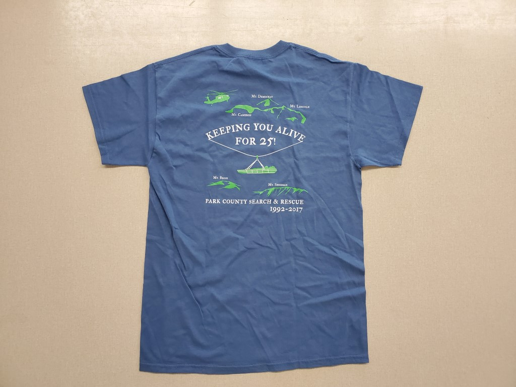 Keeping you alive for 25 T-Shirt
